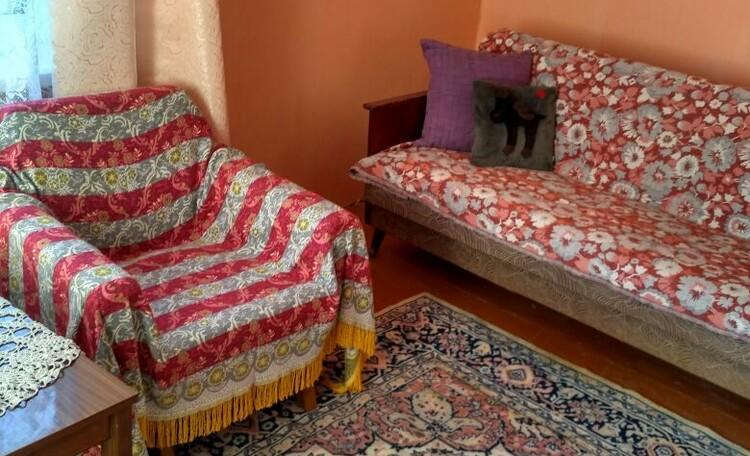 Агроусадьба «Мечта», Одна из спальных комнат(большой дом)