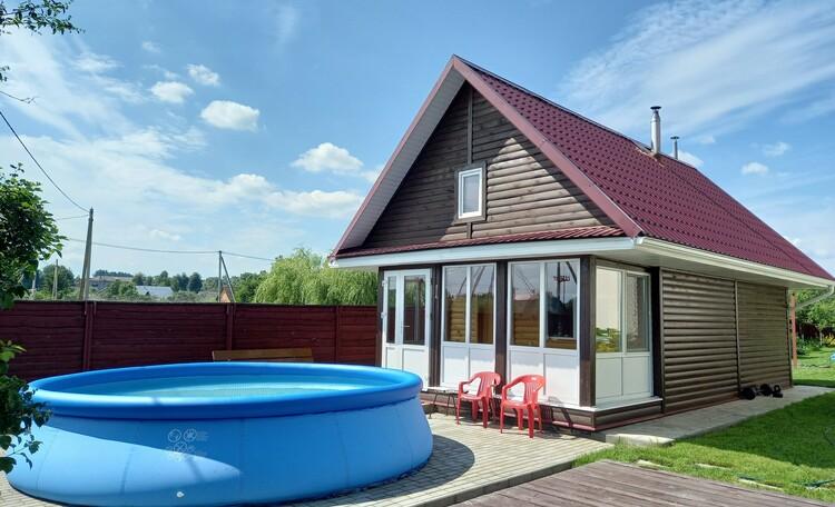 Дом у озера Болдук