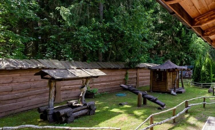 Усадьба «Домики в лесу»