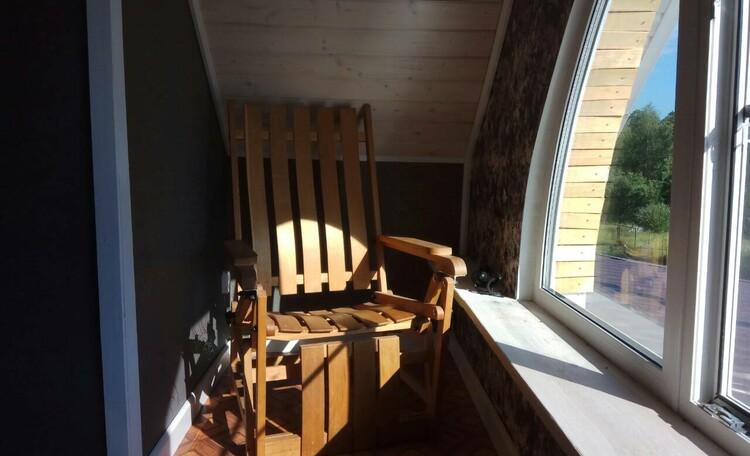 2-ой этаж - Кресло-шезлонг