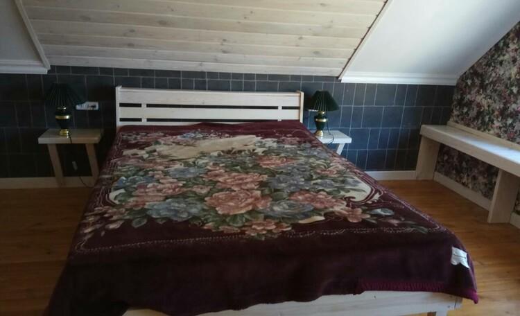 Усадьба «Боровики» (около с. «Радон»), 2-ой этаж - Спальня
