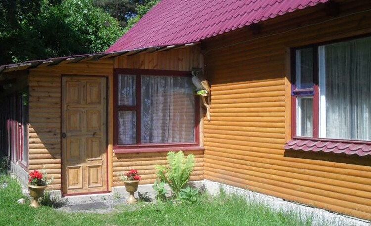 Усадьба Пущанка в Беловежской Пуще
