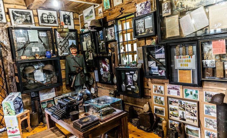 Деревня-музей Забродье