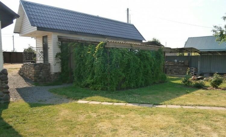 Агроусадьба «Клевое местечко», Гостевой дом с тремя комнатами