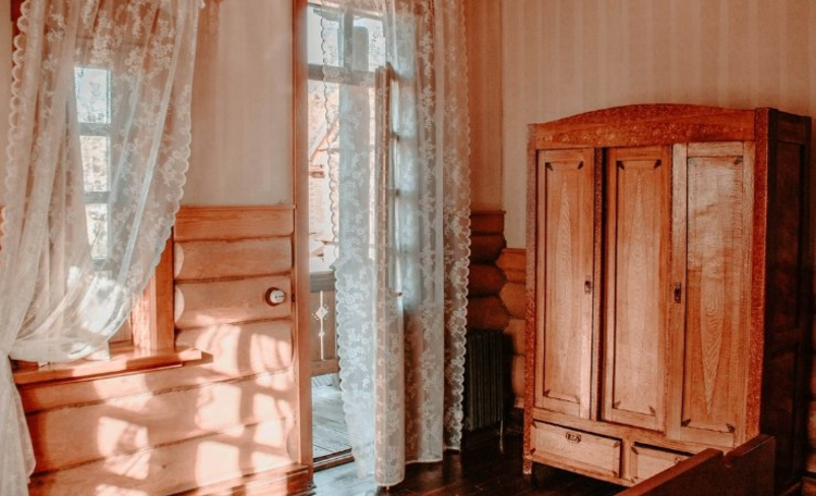 Этнокультурный комплекс «Наносы отдых»