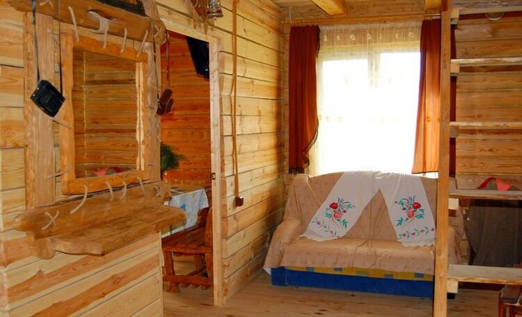 """Homestead """"Sosnovyiy Gai"""" (""""Pine grove"""")"""