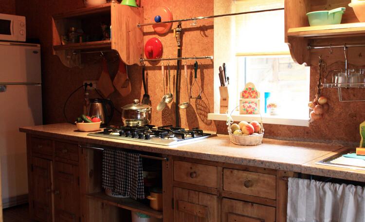 Усадьба «Богино», Кухня большого дома