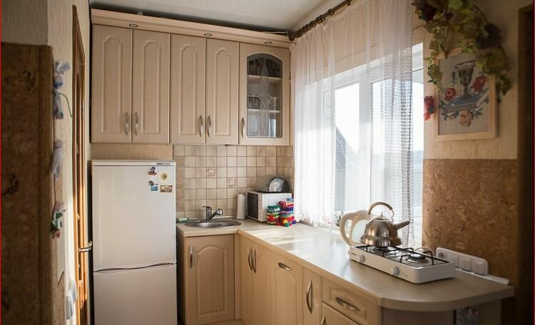 Vladimirskaya farmstead, кухня-столовая, дом