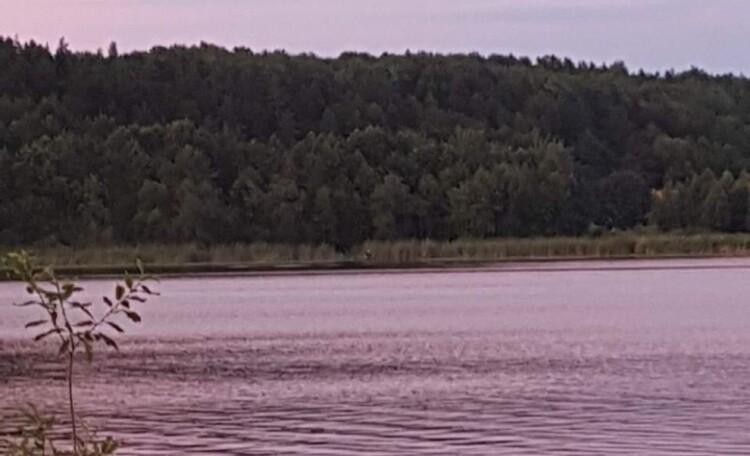 База отдыха «Васпан», Рассвет на озере