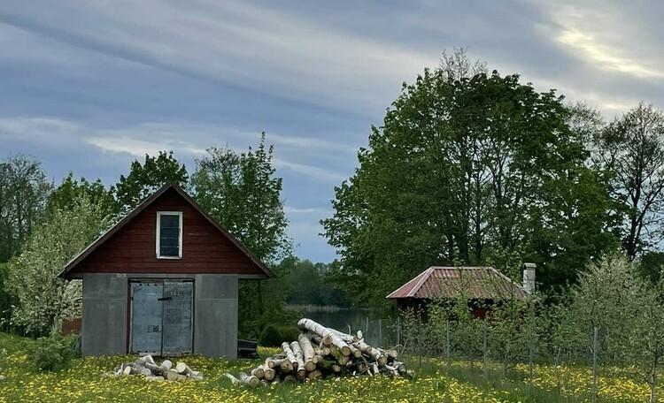 Усадебный комплекс «Бавария», Малый дом-студия рассчитан на 4 гостя. Уютный семейный домик со всеми удобствами