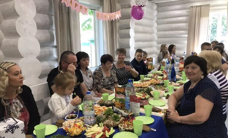 Семейное торжество