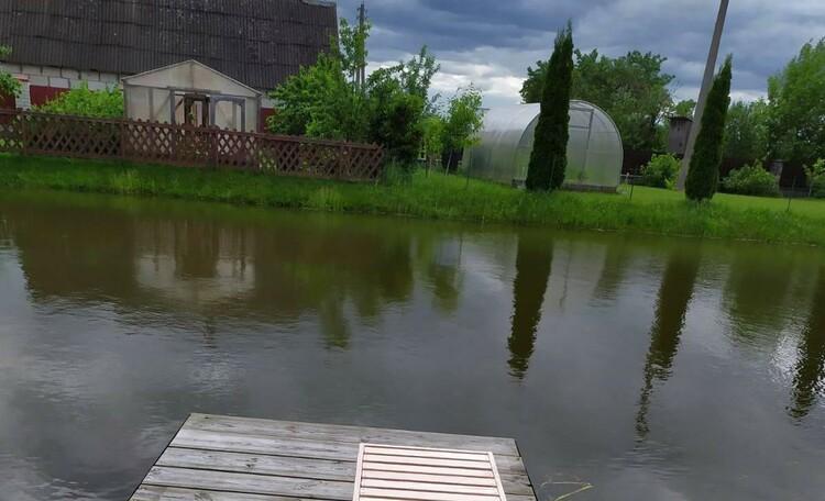 Агроусадьба «Отдых на пруду»