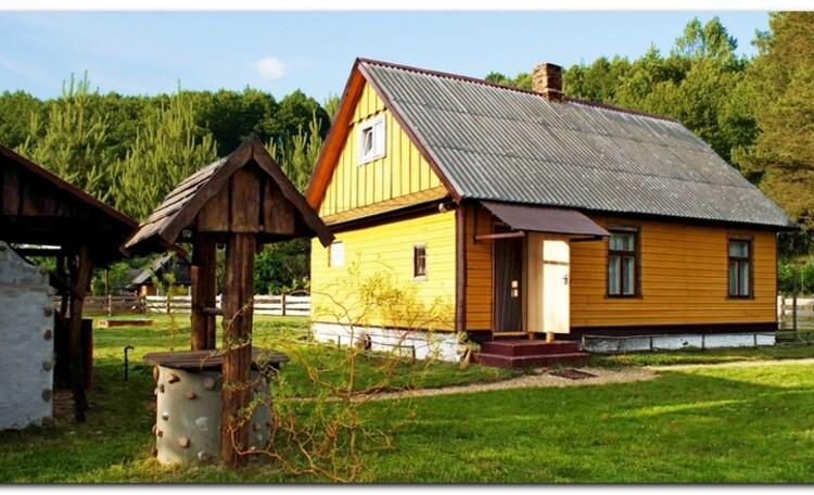 """Усадьба """"Солнечный домик""""  в Беловежской пуще"""