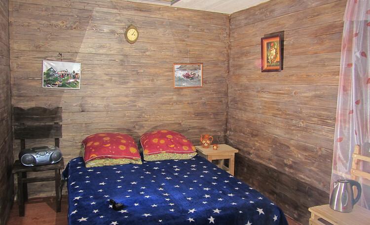 Усадьба «Востриковка», Усадьба «Востриковка». Дом №2. Интерьер правой и левой комнат