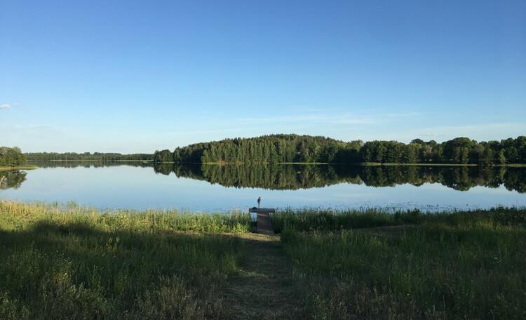 Inovo Lake View Дом Майские праздники в тишине! Ждем вас!, Озеро Иново