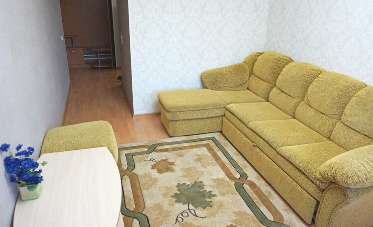 База отдыха «Дривяты», Одноуровневый двухкомнатный люкс