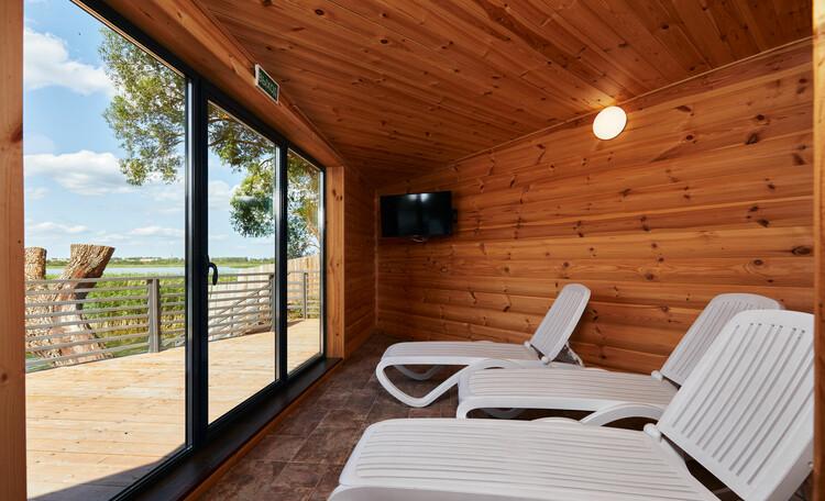 Braslav Lakes Hotel, зона релакса