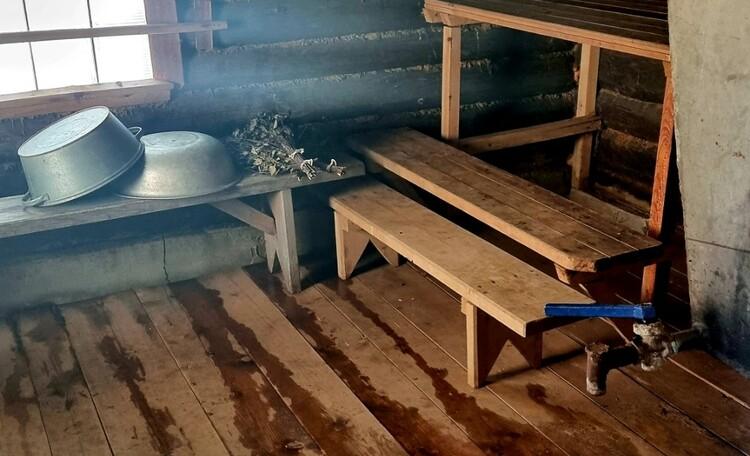 """Farmstead """"Kupalinka"""", подогреваемый бассейн в бане"""