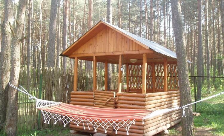 """Recreation centre """"Pleshchenitsy"""", беседка №1"""