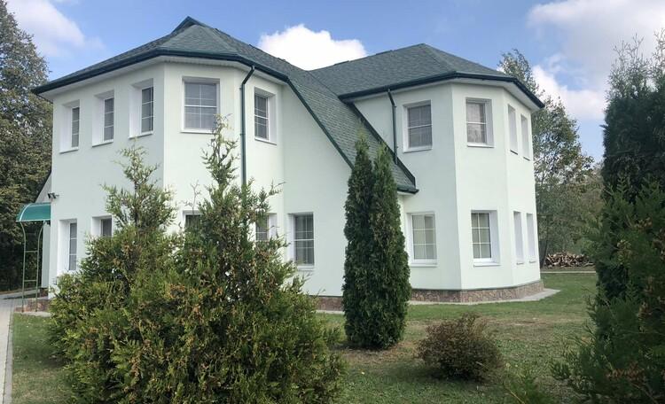 Агроусадьба Чаплин Гостевой домик 2 с баней и бассейном, Комфортабельный Гостевой домик №2 в д.Чаплин