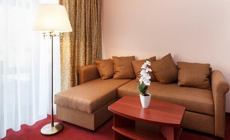 Braslav Lakes Hotel, Бунгало