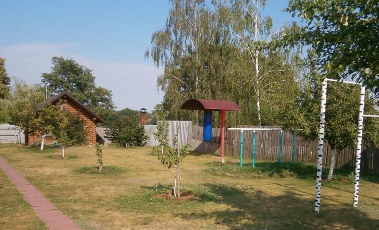 Агроусадьба «Клевое местечко»