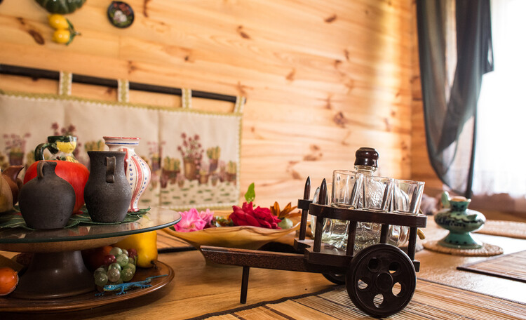 Усадьба Беловежская гостевая в Пуще