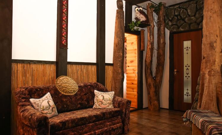 Усадьба Беловежская гостевая в Беловежской Пуще