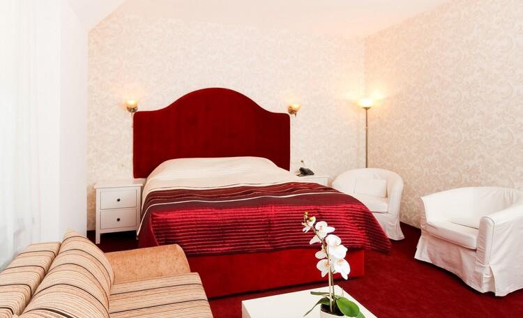 Braslav Lakes Hotel, Делюкс