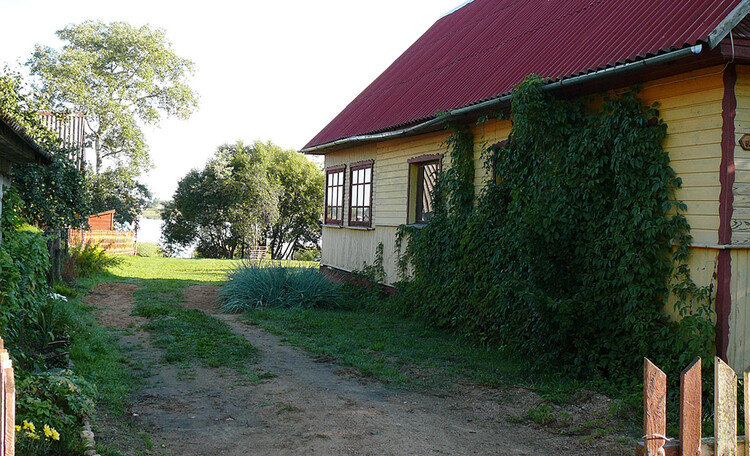 Агроусадьба «Мацейкава сяліба» в Перебродье, дом стандарт