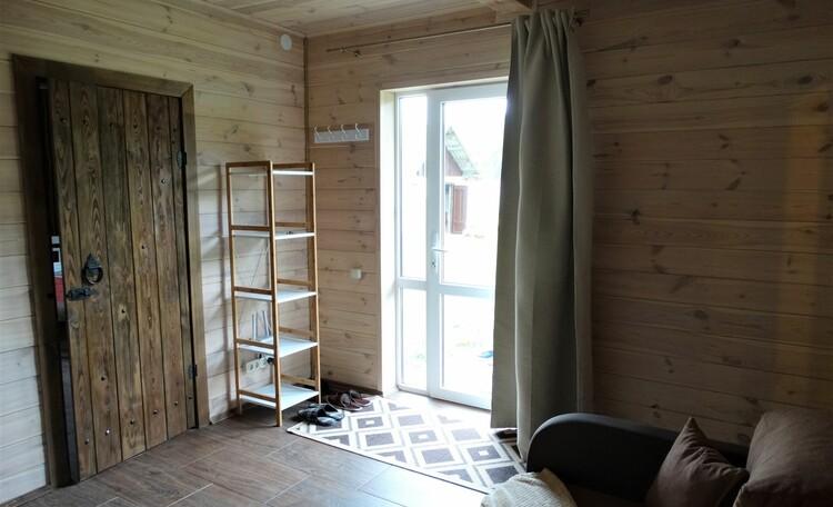 Агроусадьба «Оленья», В каждой спальне есть свой выход во двор
