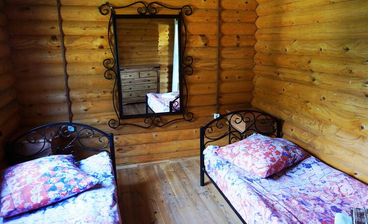 Агроусадьба «Леошки», Спальные места (домики 11-18)