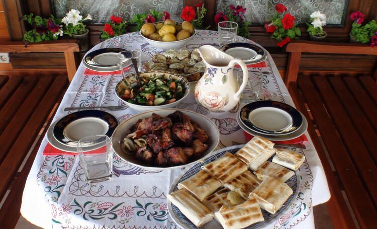 Усадьба «Terrassa», Мы обожаем готовить! Доверьте это нам!