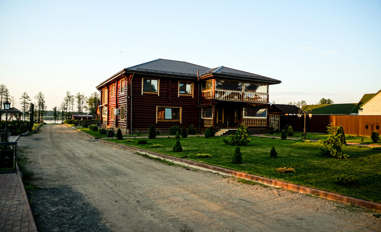 Большой гостевой дом