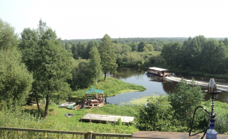 "Estate ""Circle of friends on the Berezina"""