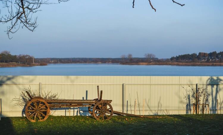 Даже осенью усадьба Озерная жемчужина не теряет своей красы!!!