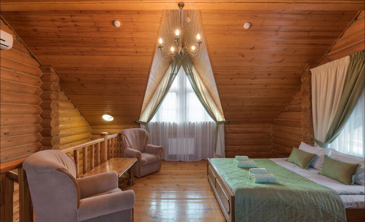 «Силичи», Family 2м 2уровневый гостевой дом