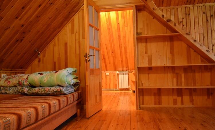 "Country Villa ""Na Opushke"", Маленький дом 2 этаж."