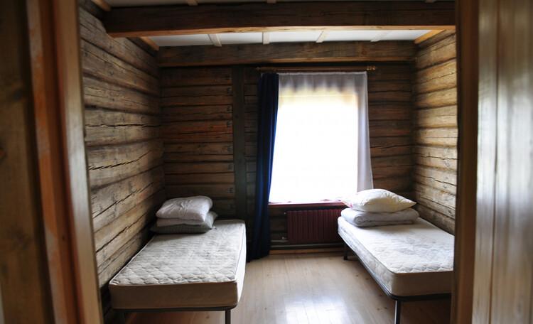 Агроусадьба «Войсо», спальня №1