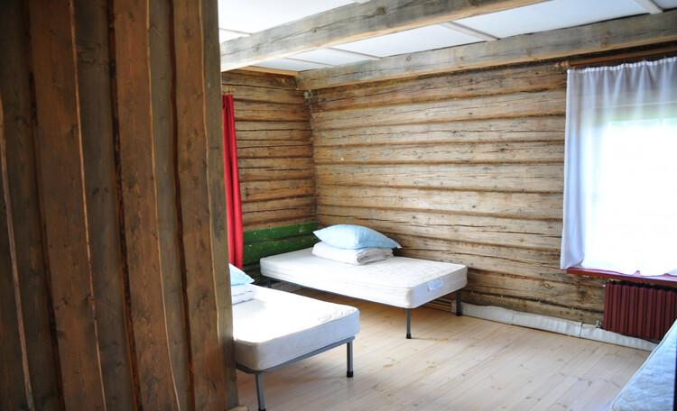 Агроусадьба «Войсо», спальня №2