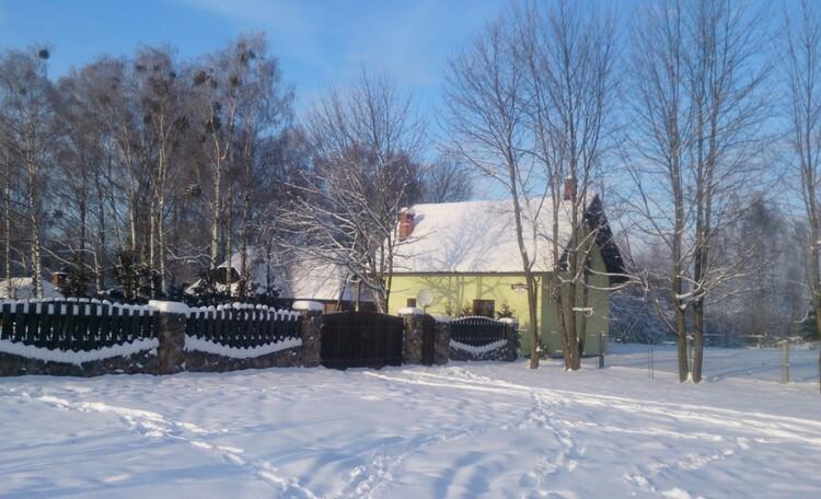 Аграсядзіба «Заезд Зубачи», Гостевой дом