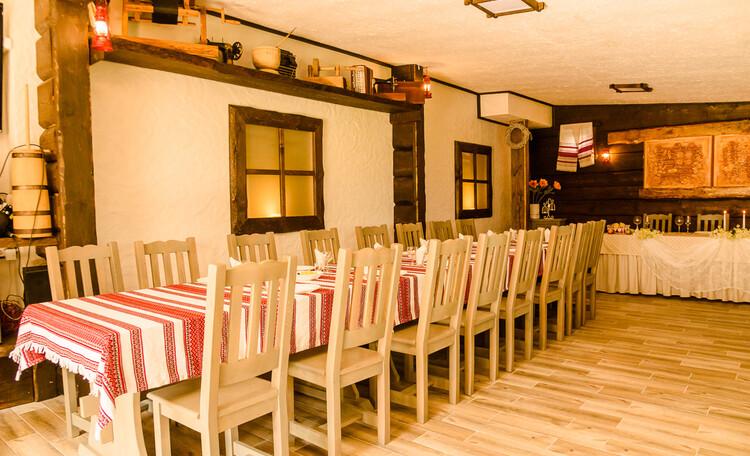 Усадьба «Беловежское поместье», кафе усадьбы