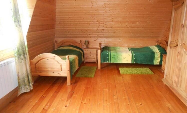 Агроусадьба «Викинг», Спальня на 4 места 2 этаж