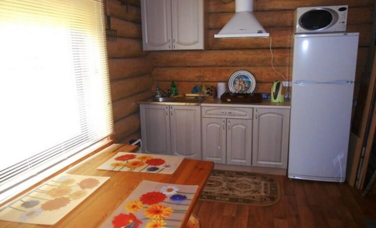 Агроусадьба «Викинг», баня-кухня-комната отдыха