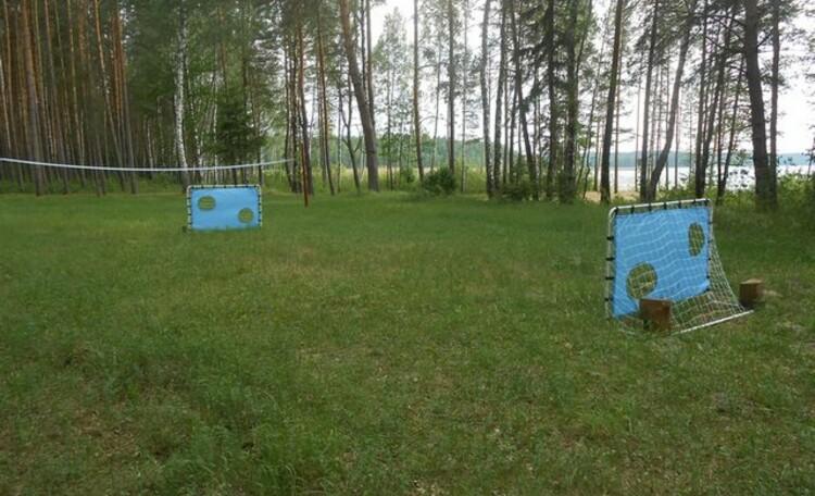 Агроусадьба «Викинг», спортплощадка