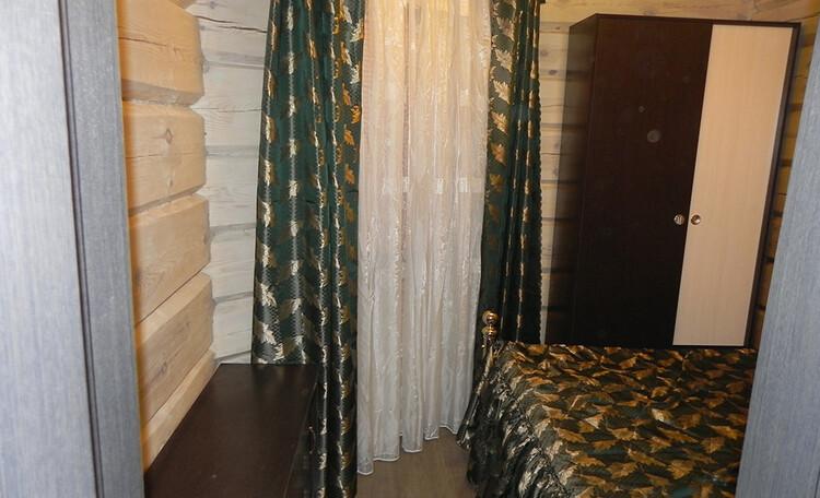 Усадьба «Березинская мечта» у реки, Спальная комната в усадьбе Березинская мечта.Выходные с семьёй в Белоруссии
