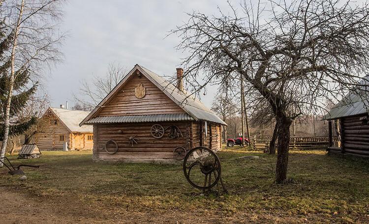 Отдых на ферме «Хутор Ёдишки»