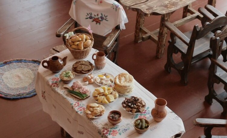 "Stead ""Solnechnyiy ugol"" (""Sunny corner""), Белорусская кухня. Усадьба Солнечный угол. Отдых в Беларуси."
