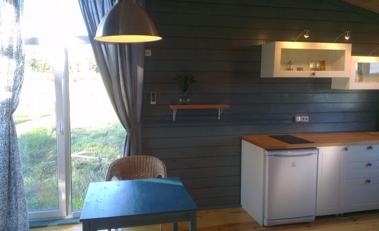 "Eco homestead ""Iznachalnoe"", Обеденный стол"