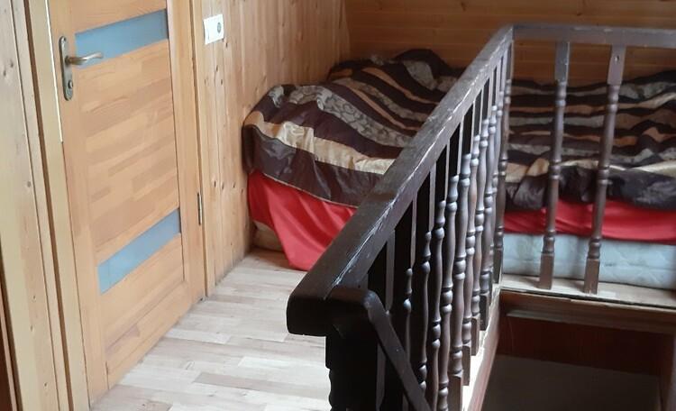 Дом с сауной (баней) в Полоцке